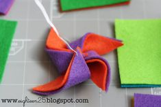pinwheels (the non-spinning kind)