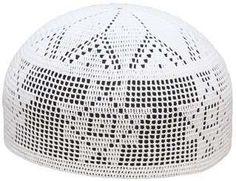 Cappellini uncinetto maglia - cappello a filet