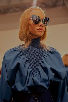 Karl Lagerfeld's vision of Victoriana for Fendi