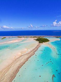 Blue Lagoon, Rangiroa, Tahiti