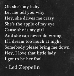 100 Best Led Zeppelin Songs Lyrics Images Led Zeppelin Zeppelin Lyrics