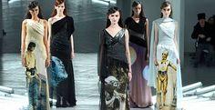 Star Wars: la collezione Rodarte presentata alla New York fashion Week 2014