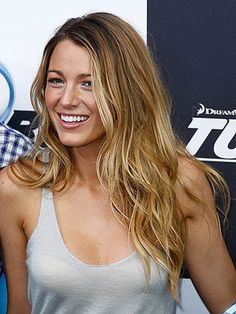 Blake Lively- there is just something about her that really irritates me