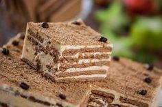 Receita de bolo de bolacha tradicional
