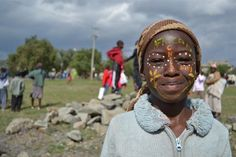 'Smiles of hope during African Child Day' - Jaklin Levine-Pritzker (IVHQ Volunteer Photo Competition)