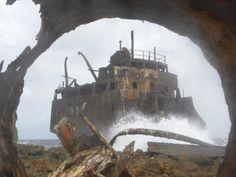 roestig schip