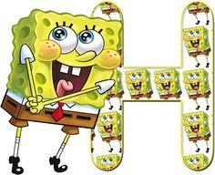 Abc spongebob H Alphabet Letters Design, Alphabet And Numbers, Alphabet Fonts, Pineapple Under The Sea, Square Pants, Spongebob Squarepants, Theme Song, Lettering Design, Headbands