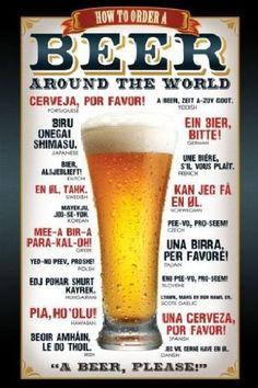 1art1 48819 Poster Bière Comment Commander Une Bière Dans Le Monde Entier 91 x 61 cm 1art1 http://www.amazon.fr/dp/B00396RPZK/ref=cm_sw_r_pi_dp_KHfxwb1TWT24N