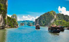 Halong bay, #Vietnam