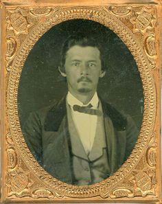 Pvt. John De La Rua Wright, 1st Florida Infantry - killed at Shiloh.