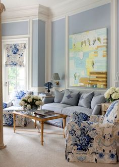 Shadow Valley residence, Little Rock, AR. Tobi Fairley Interior Design. #Home #Interior #Exterior #Design #Decor ༺༺ ❤ ℭƘ ༻༻ IrvinehomeBlog.com #nailart #followback #nails