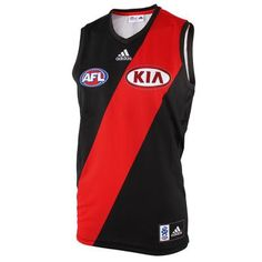 2013 Essendon Bombers Guernsey - Home Adult Sleeveless $119.95
