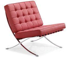 Pavilion Barcelona Chair Mies Van Der Rohe Reproduction