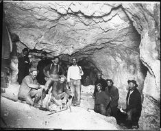 These 9 Rare Photos Show Nevada's Mining History Like Never Before | Only In Your State