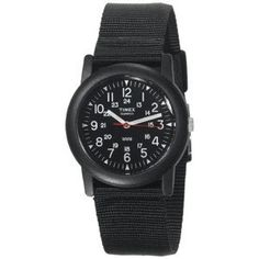 awesome Timex Men Camper Watch  –