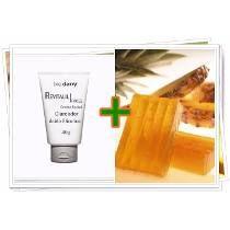Clareador Ácido Glicolico Facial E Corporal + Sabonete