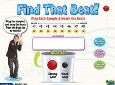 Strong Beat / Weak Beat Principle - 2nd grade