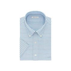 Men's Van Heusen Regular-Fit Wrinkle-Free Dress Shirt, Size: S 14.5 -15, Brt Blue
