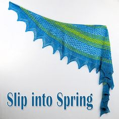 Ravelry: Slip into Spring pattern by Cindy Garland