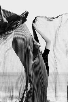 BLACK SHORE by Mariya Sabotinova, via Behance