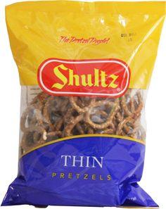 Shultz Thin Pretzels