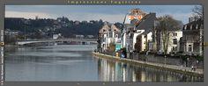 Un samedi en bord de Meuse ( par Hugues Van Rymenam)