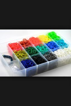Loom Monster High And Loom Bands On Pinterest