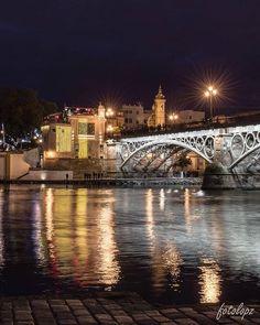 Opera House, Spain, Building, Travel, Sevilla, Night, Viajes, Sevilla Spain, Buildings