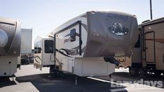 2015 #ForestRiver #CedarCreek #Silverback #RV for sale in #Tucson.