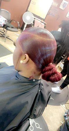 Hair Inspo, Red Hair, Hair Care, Pearl Earrings, Hair Styles, Events, Fashion, Hair Plait Styles, Moda