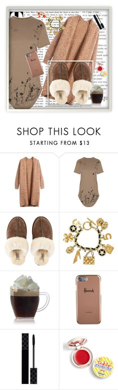 """""""Homie"""" by firdawskone on Polyvore featuring UGG, Chanel, Harrods, Gucci and Supergoop!"""