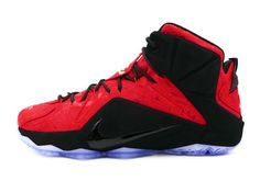 "Nike LeBron 12 EXT ""Red Paisley"" - SneakerNews.com"