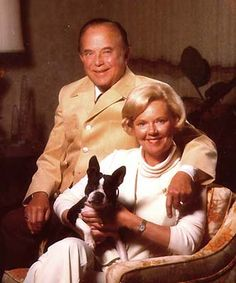 Ray and Joan Kroc. Ray was the CEO of McDonalds, and owner of the San Diego Padres, which fell to Joan after his death. Both were wonderful philanthropists, giving so much to the citizens of San Diego. Many charities and landmarks are in existence thanks to Ray and Joan Kroc.