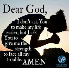 Thank You Lord for Your Supernatural Strength