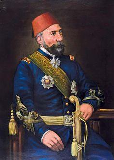 Field Marshal, Ghazi Osman Nuri Pasha [1832-1900] (Plevne Müdafii Gazi Osman Paşa)