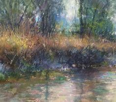 Richard McKinley offers tips for taking an Incremental Approach to Pastel Painting that will avoid an overly ornamental effect in the finsih.