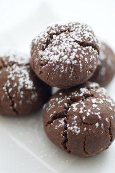 今すぐ作れる!チョコ★クッキーの昔レシピ。私は今も・・・コレです。卵も牛乳も使いません。