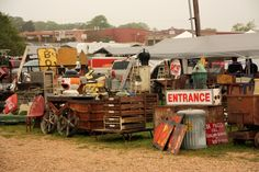 junk in round top & warrenton, Texas // Texas antiques week {junk gypsy co}