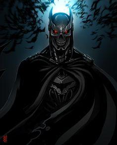 Batman Terminator by Samuel Johnson