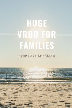 One of the biggest VRBOs in Michigan for family reunions and vacations near Lake Michigan! The Hop & Vine Inn has a pool, sand volleyball, campfire pit, & playground. Located near Saugatuck, South Haven, and Holland - and all the family fun they offer! Plan the best family vacation ever with beaches, dune rides, hiking, great kid-friendly restaurants, and more. Hops Vine, Pool Sand, Kid Friendly Restaurants, Best Family Vacations, Family Reunions, Beach Town, Lake Michigan, Dune, Volleyball