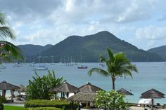 Sandals Grande St Lucia.  A fabulous week in paradise!