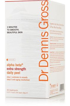 Dennis Gross Skincare - Alpha Beta® Extra Strength Daily Peel - one size Warts On Hands, Warts On Face, What Causes Warts, Types Of Warts, Get Rid Of Warts, Remove Warts, Scarred For Life, Skin Moles, Skin Growths