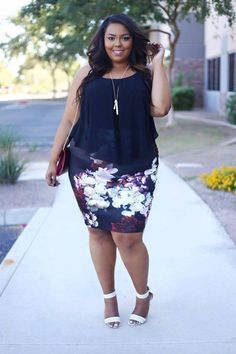 22 New Ideas Skirt Outfits Curvy Womens Fashion Curvy Girl Fashion, Look Fashion, Womens Fashion, Fashion Trends, Fashion Ideas, Diy Fashion, Fashion Tips, Plus Size Skirts, Plus Size Outfits