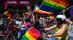 Check out the best pictures from New York City Pride 2017.
