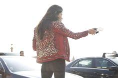 Barbara Martelo, Balmain Safety Pin Jacket