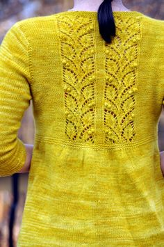Ravelry: Rocio pattern by Joji Locatelli