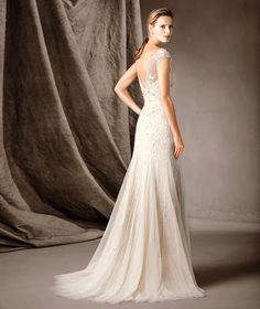 CELINE, Wedding Dress 2017