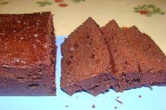Gâteau au chocolat rapide au micro-ondes