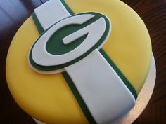 - Green Bay Packers Birthday Cake