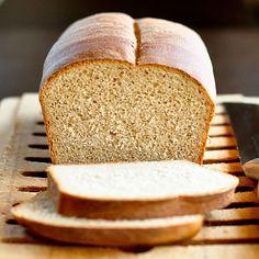 Baking Recipe: Basic Whole Wheat Bread